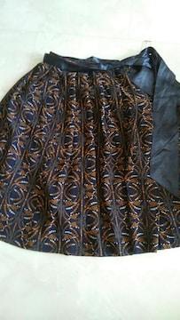 今からの季節に 薄手スカート
