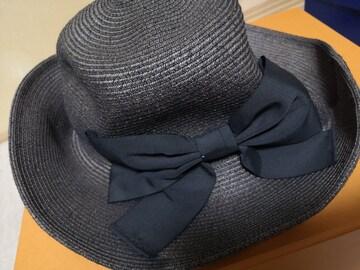 コンパクトに畳める夏用の帽子です。