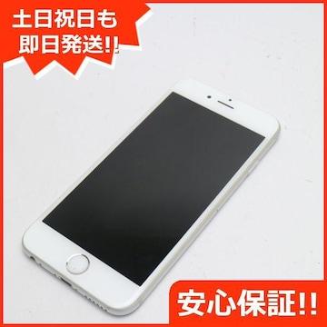 ●安心保証●美品●DoCoMo iPhone6S 64GB シルバー●白ロム