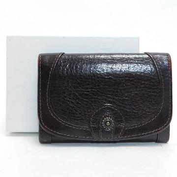 ダコタDakota カードケース 名刺入れ レザー 濃茶 正規品