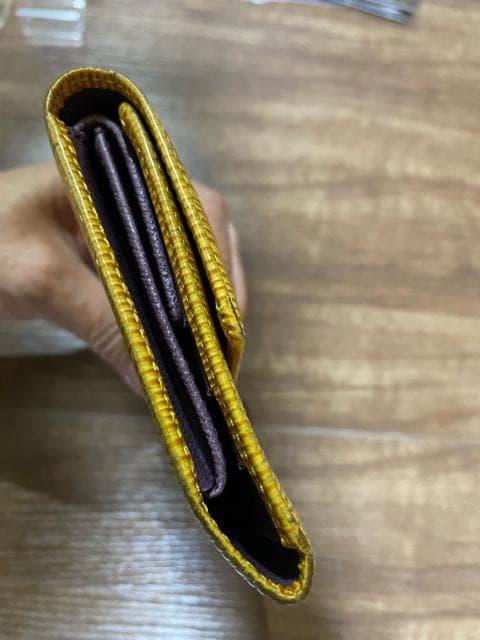 正規★LOUIS VUITTON★エピ三つ折り長財布★Burberrysキーリング