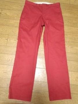 エクスプレス 赤パンツ 30