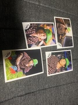 ★送料無料★KinKi Kids・堂本剛・公式写真・4枚セット