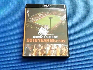 BD+DVD 清水エスパルス 2018イヤーBlu-ray
