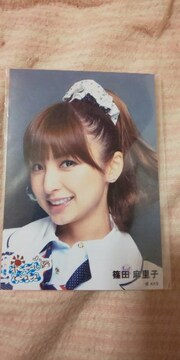AKB48 ポニーテールとシュシュ 篠田麻里子 写真