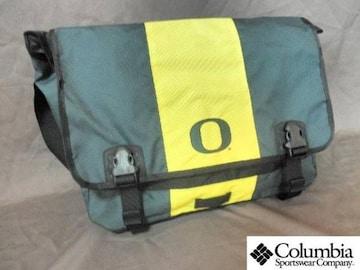 ◇本場USA購入Columbia社製 オレゴン大学仕様 メッセンジャーBag