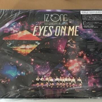 即決 IZ*ONE 1ST CONCERT IN JAPAN FINAL 3DVD 初回盤 新品