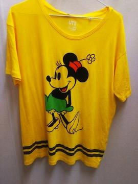 ミニーマウス Tシャツ UNIQLO ユニクロ