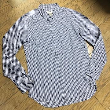 美品FACTOTUM チェックシャツ ファクトタム