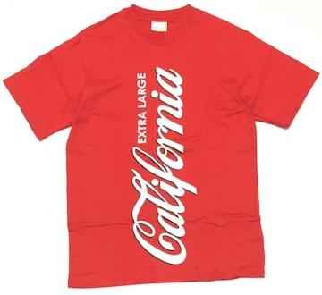 XLARGE エクストララージ コカコーラパロディ Tシャツ S