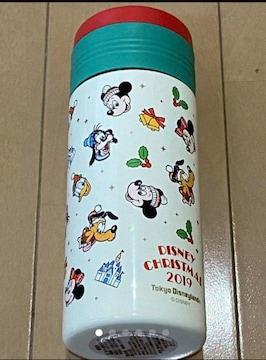 ディズニークリスマス2019 TDR TDL ドリンクボトル 水筒 350ml