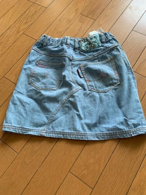 ディジーラバーズ スカート サイズ140 中古 即決 < ブランドの