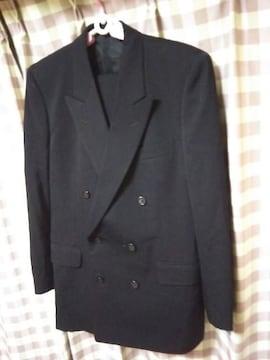 ★未使用 フォーマル スーツ 上下セット サイズ YA-4 Henru ウール99% 細身