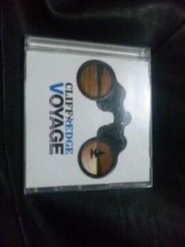《クリフエッジ/VOYAGE》【CDアルバム+DVD】初回盤