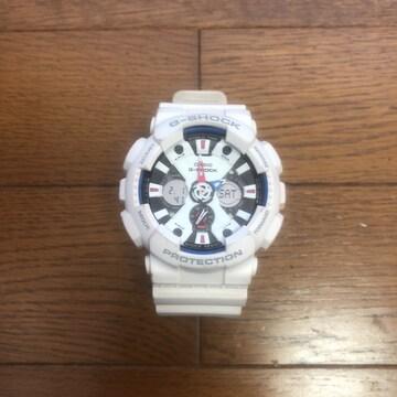 即決 CASIO カシオ G-SHOCK 腕時計 GA-120TR