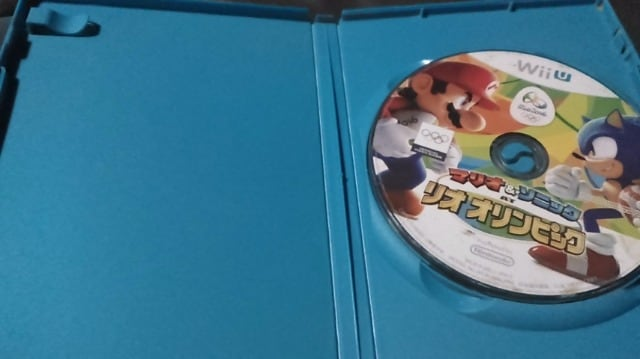 WiiUソフト/マリオ&ソニック AT リオオリンピック < ゲーム本体/ソフトの