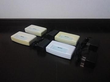 ★HUB バッファロー LSW3-TX-8EP 8ポート 4個セット