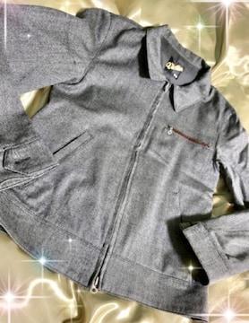 メンズM★VICTIM♪ヴィクティム☆ライダース型♪ジャケット★