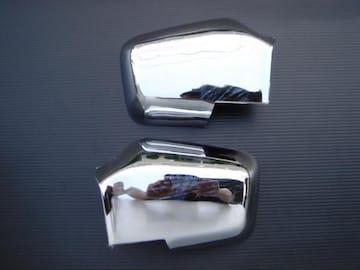クロームメッキドアミラーカバー E34 520i525i530i