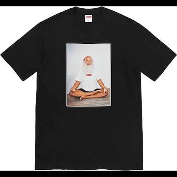 Supreme Rick Rubin Tee BLACK