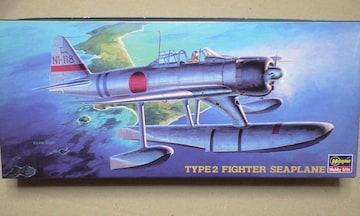 1/72 ハセガワ 日本海軍 二式水上戦闘機