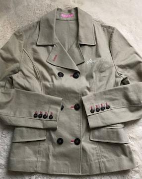 AnGeI's  ジャケット ベージュ 160センチ美品