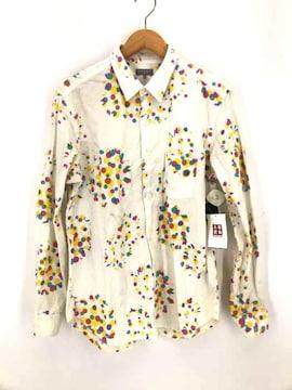 COMME des GARCONS HOMME(コムデギャルソンオム)AD2003 ドット柄 ネルシャツシャツ