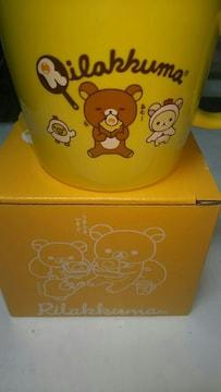 リラックマ非売品 ローソン マグカップ