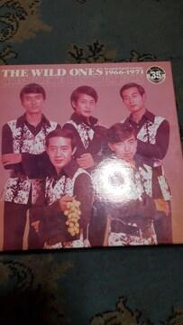THE WILD ONES[ザワイルドワンズ] コンプリートヒストリーボックス 11枚組CD-BOX