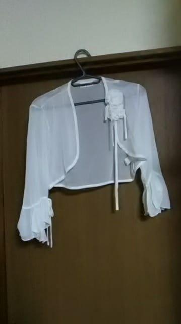 7*新品*シフォンボレロ  < 女性ファッションの