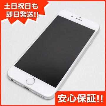 ●安心保証●美品●DoCoMo iPhone6S 64GB シルバー●