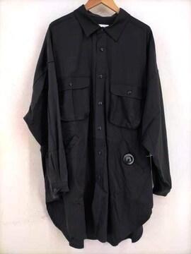 ROOM.13(ルームサーティーン)21ss Gloss Shirtシャツ