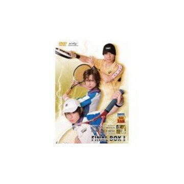 ■DVD『ミュージカル テニスの王子様 四天宝寺 FINAL BOX�@』