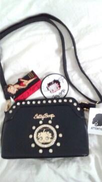 baby Shoop×Betty Boop bag