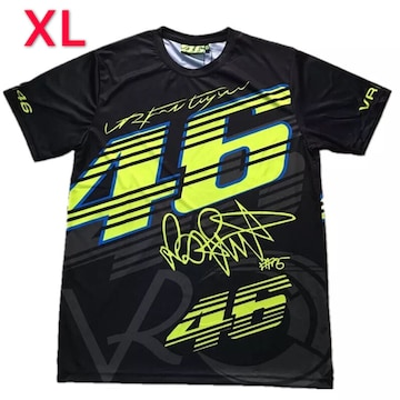 VR46 ドライTシャツ XLサイズ