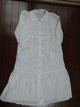 WACOAL キッズ ナイトドレス 110cm