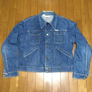 ヴィンテージ ラングラー デニムジャケット 80年代 L 良品