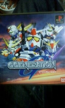 PS「SDガンダムジージェネレーション」