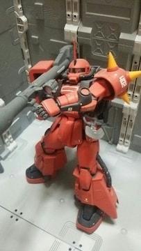 MG1/100ジョニーライデン専用ザク�UVer.2.0MS-06R-2塗装済み