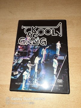 [DVD]KOOL&the GANG クール&ザ.ギャング ライヴ