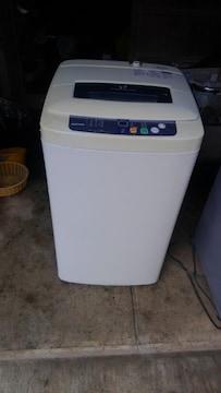 ◆ハイアールジャパンセールス株式会社/全自動電気洗濯機/中古/