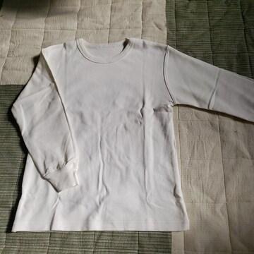 130cm 肌着? カットソー? 長袖 シャツ
