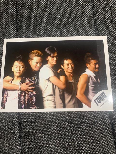 TOKIO・公式写真・6枚セット < タレントグッズの