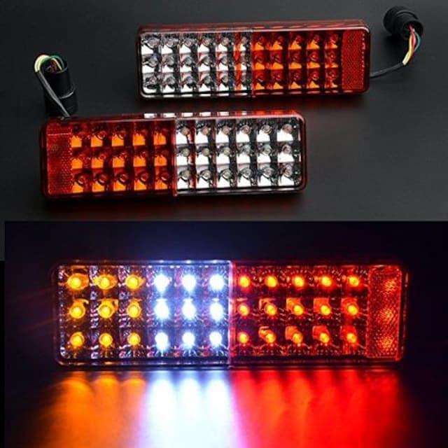 スズキ ジムニー  LEDテールランプ/左右セット/純正交換 < 自動車/バイク