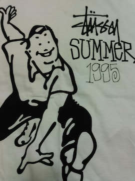 STUSSYTシャツサイズM25周年ステューシー限定