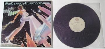 R・スチュワート『アトランティック・クロッシング』初回発売LP