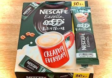 Nescafe ふわラテまったり深い味30