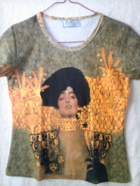 《ユディト》  グスタフ・クリムト < 女性ファッションの