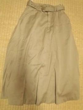 ロングスカート 日本製