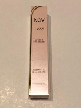 【NOV】L&Wリンクルアイクリーム【保湿クリーム】